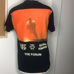 Kanye West Tour Tee from LA show